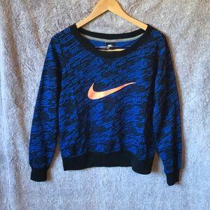 Retro Nike sweater
